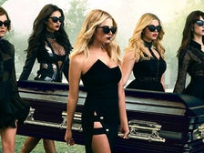"""Pretty Little Liars"" Season 6B poster"