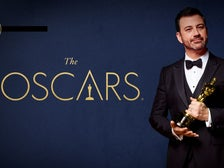 Jimmy Kimmel hosts the 90th Annual Academy Awards