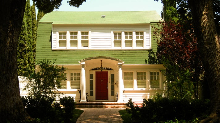 """Nancy's house from """"A Nightmare on Elm Street"""""""
