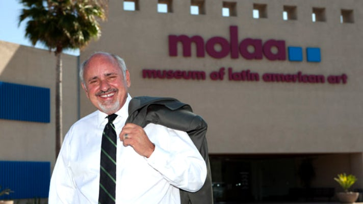 MOLAA President and CEO, Stuart Ashman