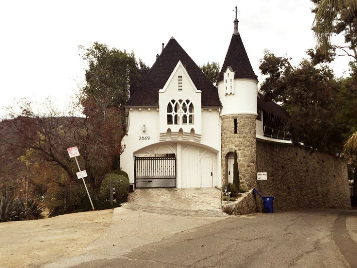 Wolf's Lair in Hollywood