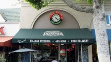 Village Pizzeria in Larchmont Village
