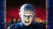 "Pinhead from ""Hellraiser"""