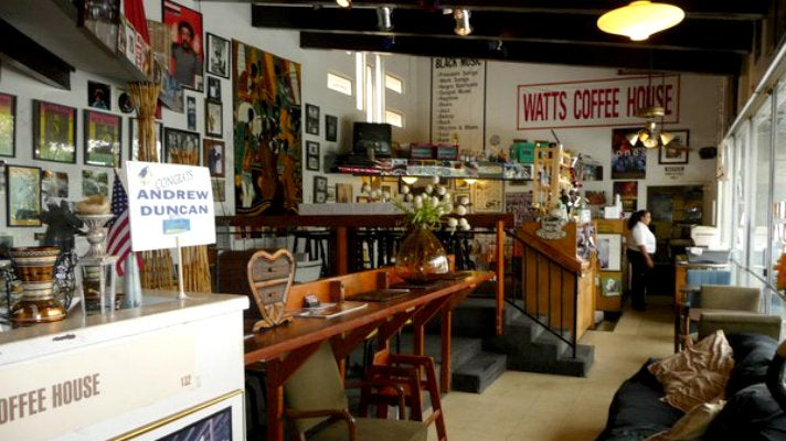 Watts Coffee House