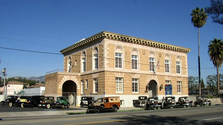 Los Angeles Police Museum