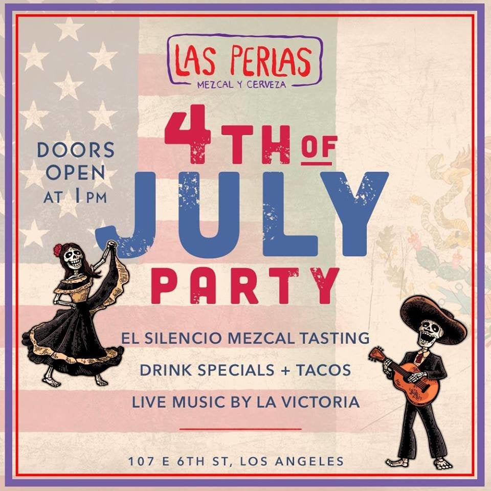 July 4th at Las Perlas
